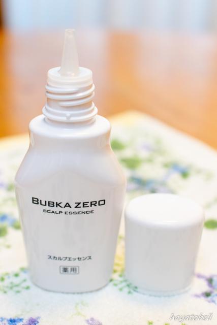 AGA育毛剤BUBKA ZERO(ブブカゼロ)