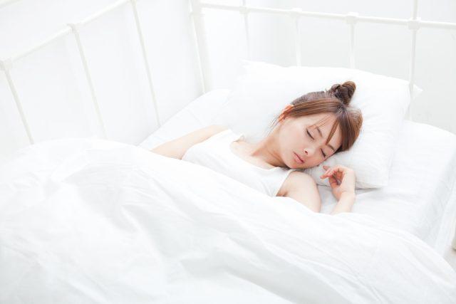 質の良い睡眠(熟睡)