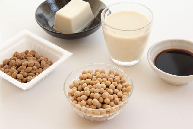 大豆製品、植物性タンパク質