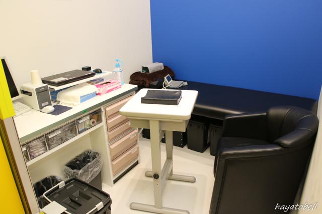 ヘアメディカル(メンズヘルスクリニック東京)血液検査・血圧測定